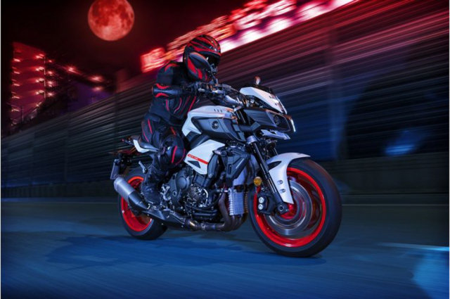 Lo dien hinh anh Yamaha MT 2019 phien ban moi The Dark Side of Japan - 2