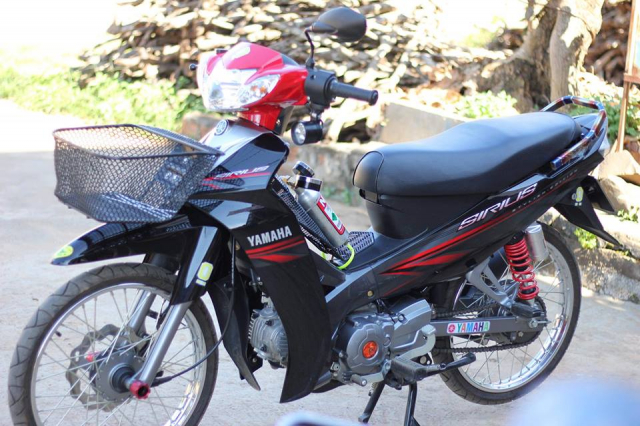 Sirius 110 do hoi tho toc do cua biker Krong Pak - 3