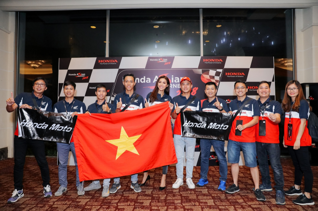 Honda Asian Journey 2018 Noi nhung cam xuc khong the goi ten - 2