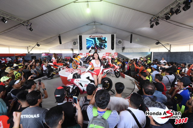 Honda Asian Journey 2018 Noi nhung cam xuc khong the goi ten - 7