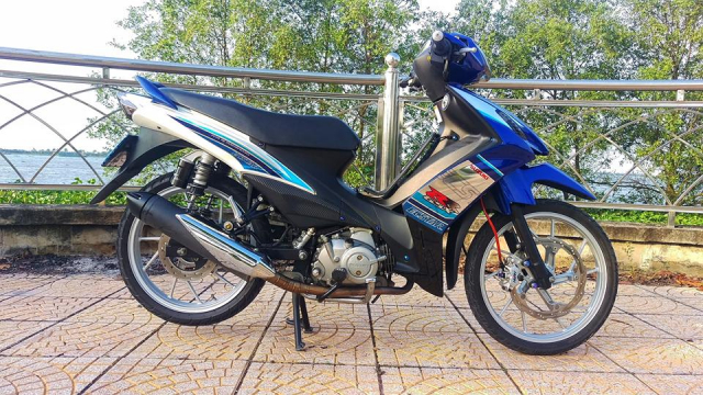 Axelo 125 do ga xe con binh dan so huu net dep bi an - 9