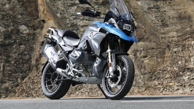 BMW R1250GS va R1250GS Adventure ra mat tai An Do voi gia tu 549 trieu VND - 5