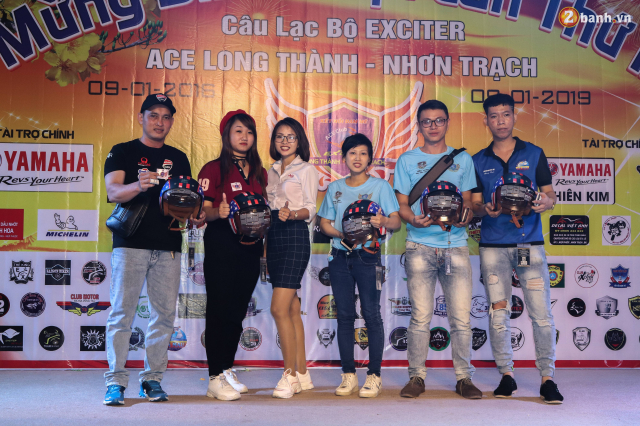 Nhin lai chang duong 3 nam hoat dong cua Club Exciter ACE Long Thanh Nhon Trach - 40