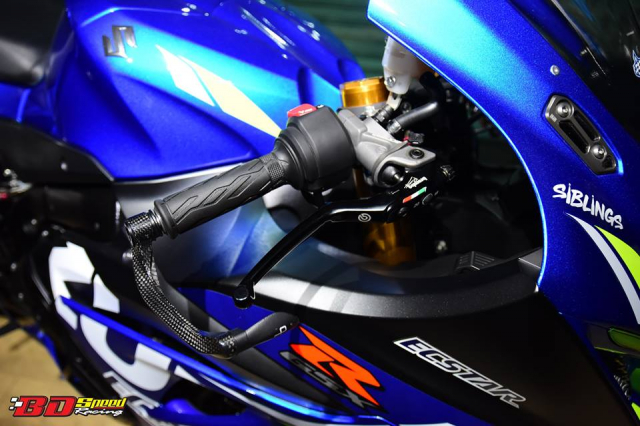 Suzuki GSXR1000 chan dung ban do chat choi den tu BD Speed Racing - 5