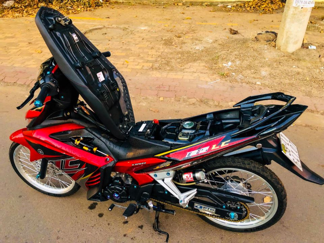 Exciter 135 trong ban do tam huyet so huu suc manh 62zz - 3