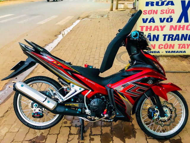 Exciter 135 trong ban do tam huyet so huu suc manh 62zz - 6