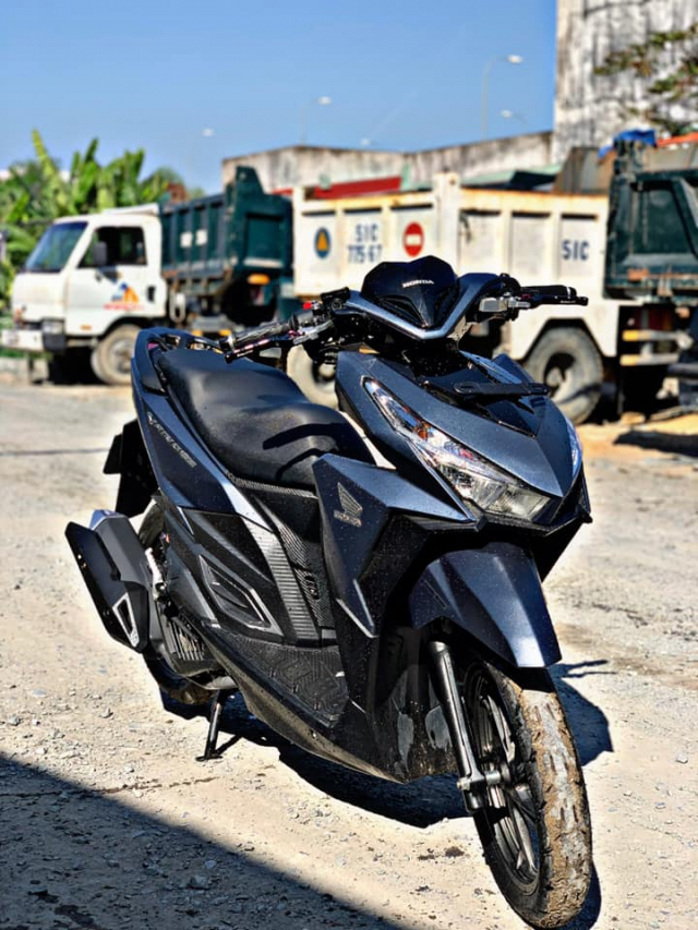 Vario 150 do cuc chat voi su ket hop cua hai the he - 5