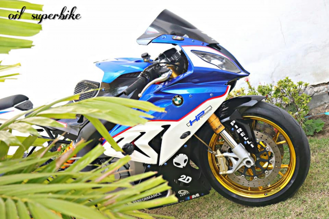 Benelli BN600i do full body BMW S1000RR cua Member Thai