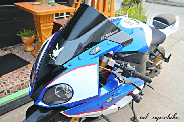 Benelli BN600i do full body BMW S1000RR cua Member Thai - 4
