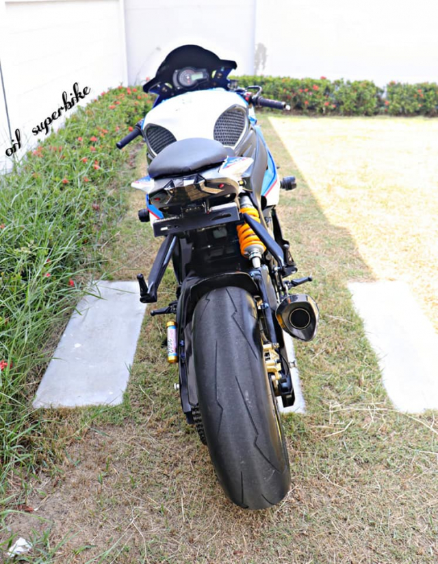 Benelli BN600i do full body BMW S1000RR cua Member Thai - 8