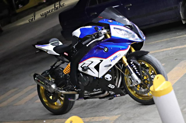 Benelli BN600i do full body BMW S1000RR cua Member Thai - 10