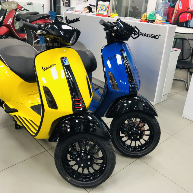 vespa sprint coban yellow carbon limited  banhvn
