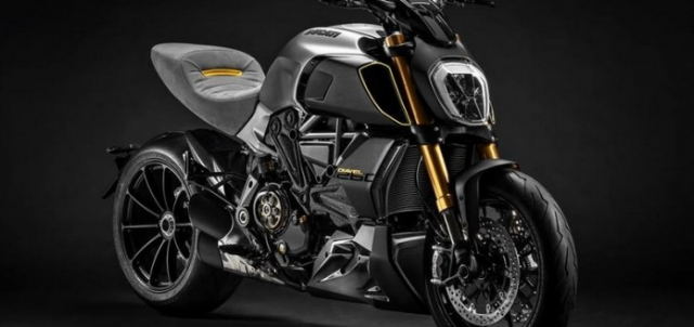 Diavel 1260 S Materico phien ban dac biet duy nhat 1 chiec tren the gioi - 3
