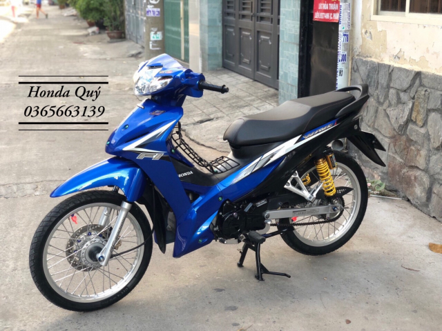Honda Wave 110i cuc chat giua long Sai Thanh - 3