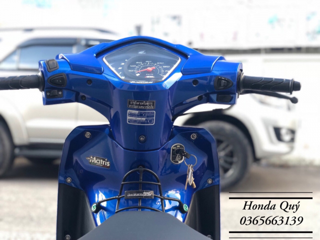 Honda Wave 110i cuc chat giua long Sai Thanh - 4