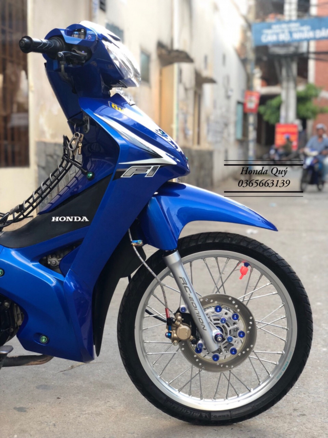 Honda Wave 110i cuc chat giua long Sai Thanh - 6