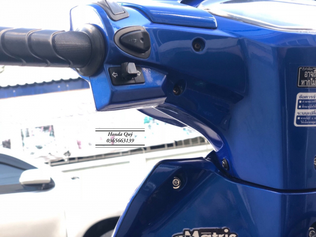 Honda Wave 110i cuc chat giua long Sai Thanh - 11