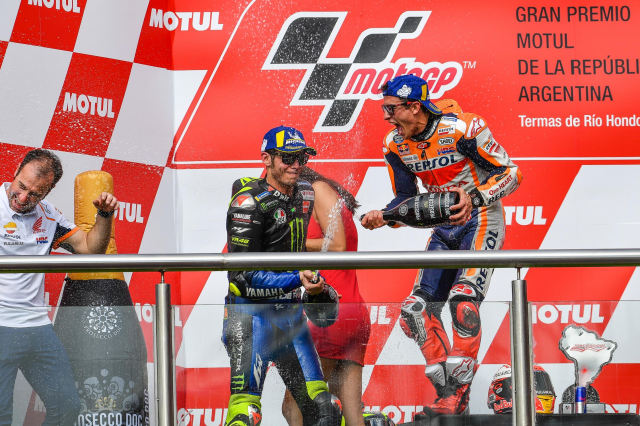 MotoGP 2019 Marquez khang dinh nguoi se canh tranh chuc vo dich voi anh - 3