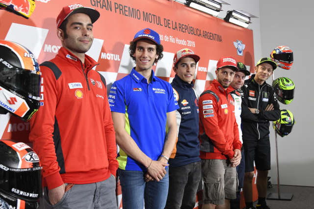 MotoGP 2019 Marquez khang dinh nguoi se canh tranh chuc vo dich voi anh - 6