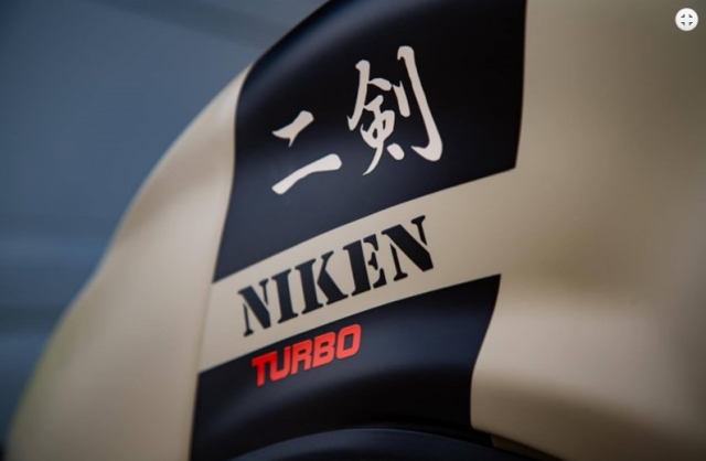 Yamaha Niken do Turbo dau tien den tu Trooper Lu - 9