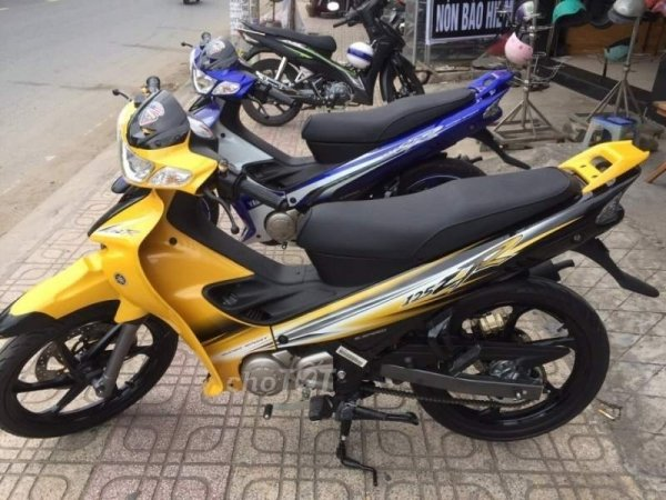 Can thanh ly dong xe yaz 125cc gia re - 2