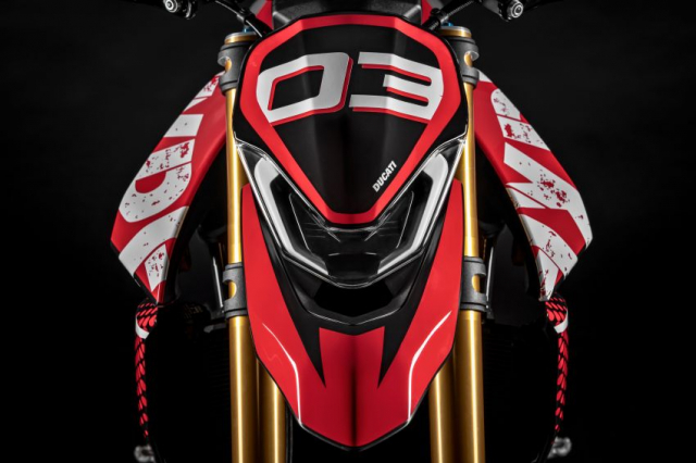 Ducati Hypermotard 950 Concept 2019 gianh giai nhat cuoc thi Concept Bikes - 5
