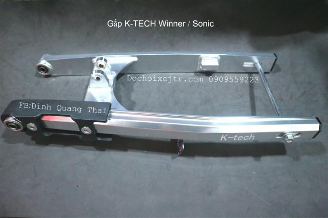 Gap nhom KTECH Exciter 150 Winner Sonic - 5
