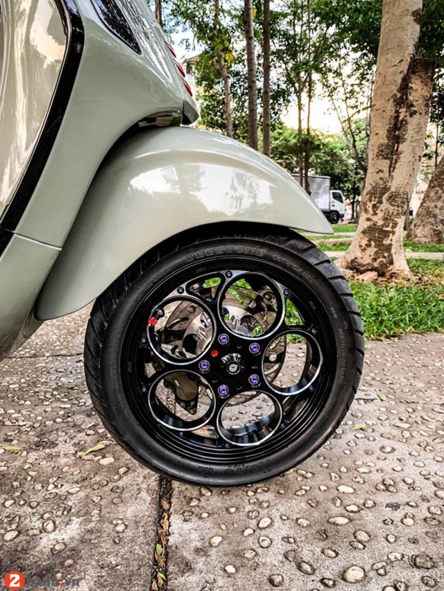 Vespa Sprint do lot xac voi dan option bac trieu - 9