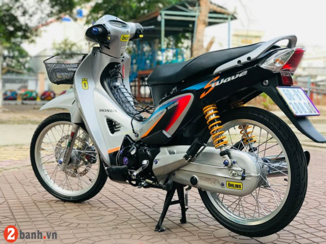 Wave 125 do an tuong voi man lot xac dam chat choi - 7