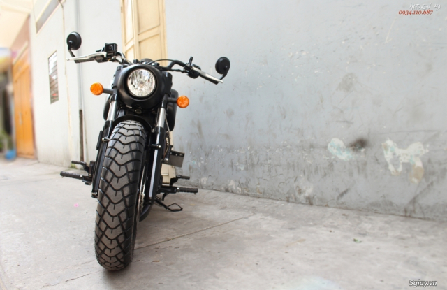 ___ Can Ban ___INDIAN Scout BOBBER 1200 ABS 2018___ - 4