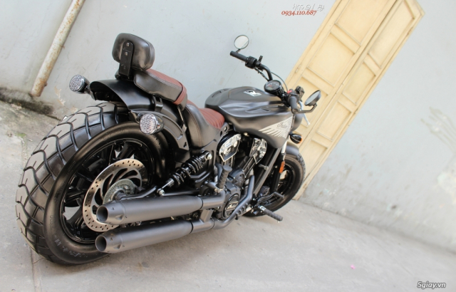 ___ Can Ban ___INDIAN Scout BOBBER 1200 ABS 2018___ - 8