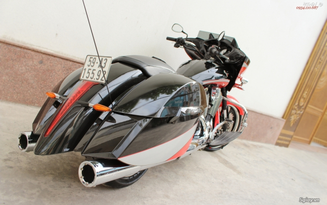 ___ Can Ban ___HARLEY DAVIDSON Roadster 1200cc ABS 2016 KEYLESS___ - 8