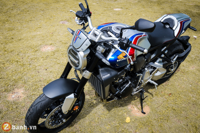 Can canh Honda CB1000R Limited Edition 2019 vua ve Viet Nam - 11