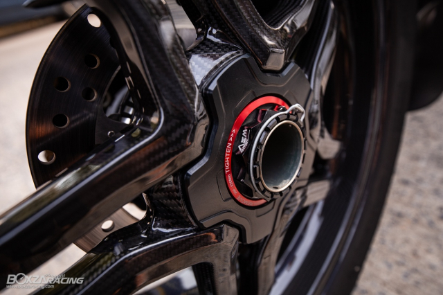 Ducati Panigale V4 S do Ban dung voi phong cach dao pho - 26