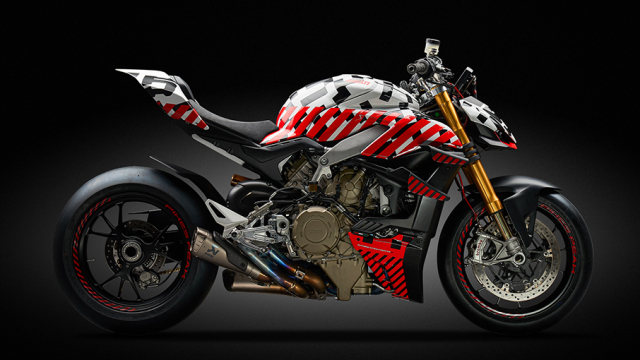 Ducati Streetfighter V4 moi lo dien hinh anh chinh thuc - 3