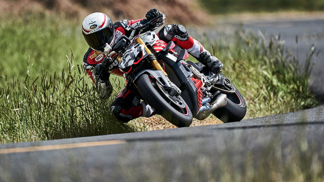 Ducati Streetfighter V4 moi lo dien hinh anh chinh thuc - 5
