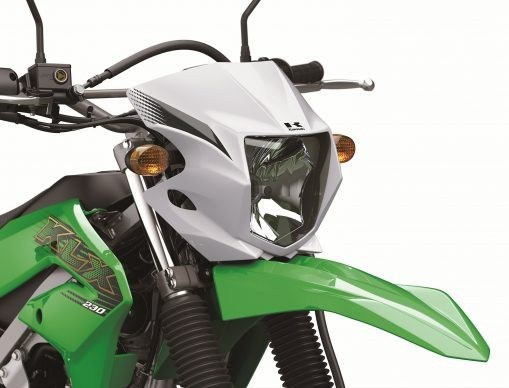 Kawasaki KLX230 2020 cap nhat thong so ky thuat day hap dan - 3