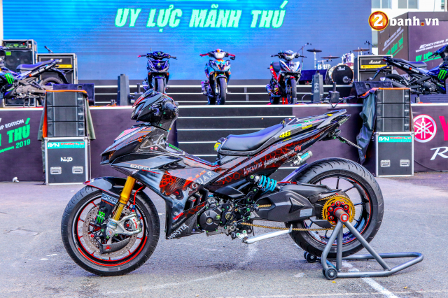 Lo dien chu nhan may man nhan duoc YZFR3 trong cuoc thi do xe Exciter Fest 2019 - 3