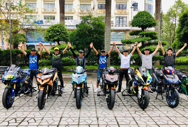 Lo dien chu nhan may man nhan duoc YZFR3 trong cuoc thi do xe Exciter Fest 2019 - 15