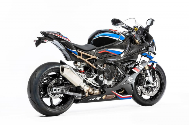 BMW S1000RR 2019 do HOT nhat nam voi xu the Full Carbon - 10
