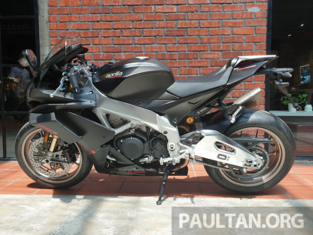 Can canh Aprilia RSV4 1100 Factory 2019 voi gia gan 1 ty VND - 28