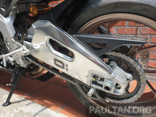 Can canh Aprilia RSV4 1100 Factory 2019 voi gia gan 1 ty VND - 29