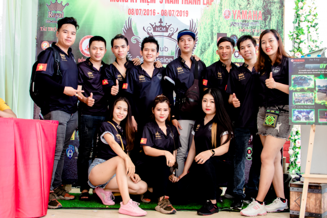 Club Exciter Passion 3 nam mot chang duong voi dong xe Yamaha Exciter - 11
