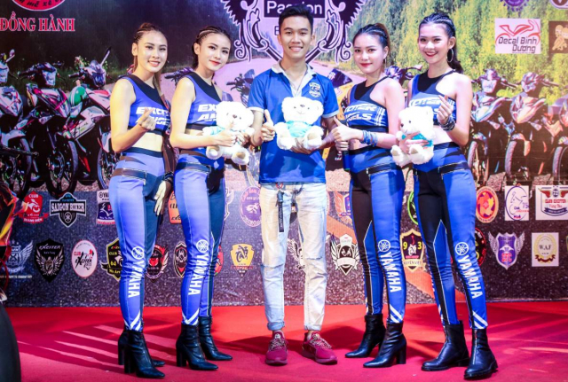 Club Exciter Passion 3 nam mot chang duong voi dong xe Yamaha Exciter - 26