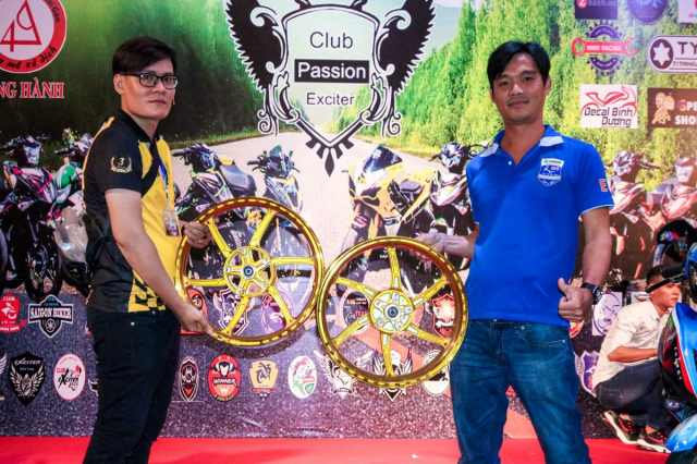 Club Exciter Passion 3 nam mot chang duong voi dong xe Yamaha Exciter - 28