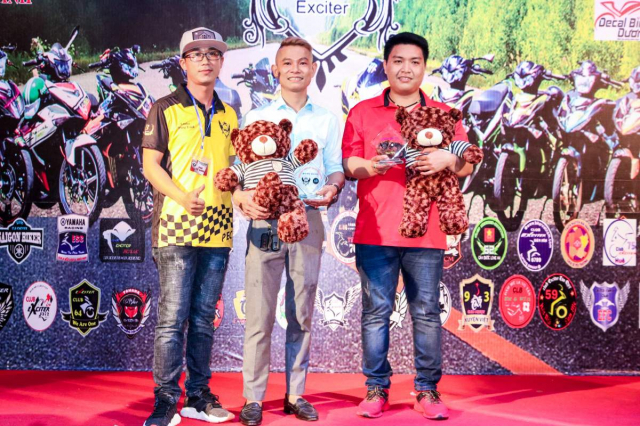 Club Exciter Passion 3 nam mot chang duong voi dong xe Yamaha Exciter - 27