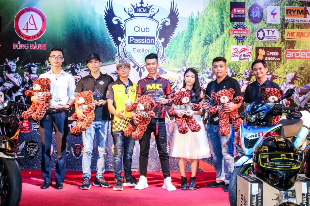 Club Exciter Passion 3 nam mot chang duong voi dong xe Yamaha Exciter - 18