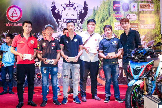Club Exciter Passion 3 nam mot chang duong voi dong xe Yamaha Exciter - 35