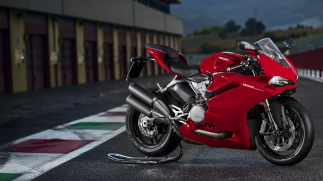 Ducati Panigale V2 SuperSport 2020 se la phien ban thay the Panigale 959 hien tai - 8