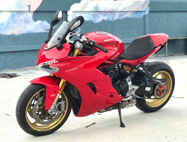 Ducati SuperSport S do hoan thien voi dan option hang hieu - 11